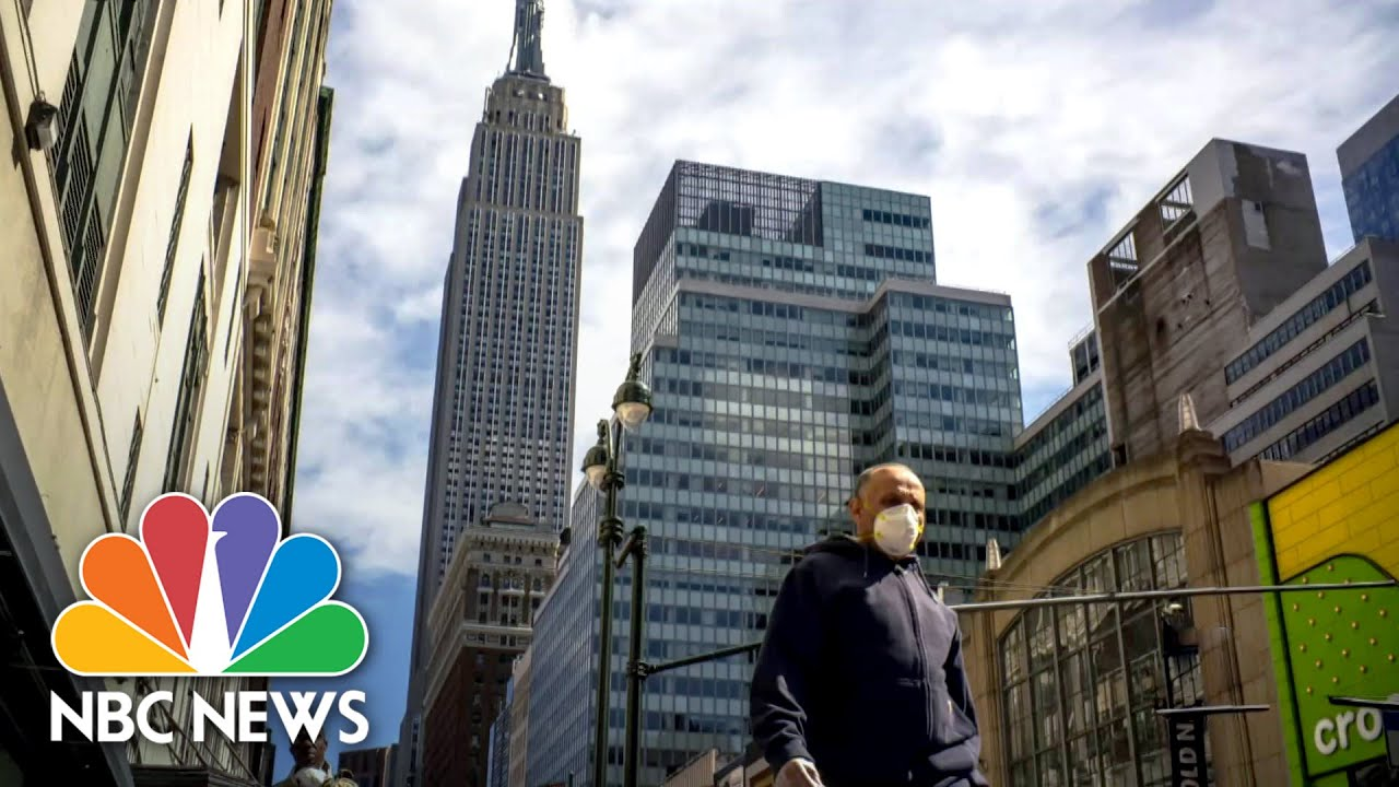 Coronavirus: Number of Americans Testing Positive Skyrockets | NBC Nightly News