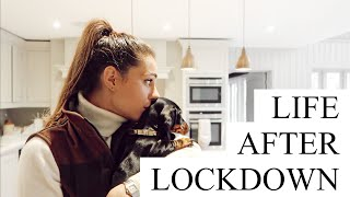 PLANNING LIFE AFTER LOCKDOWN & HUGE FURNITURE DELIVERIES | Lydia Elise Millen