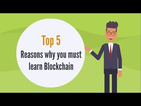 Top 5 Reasons Why you Must Learn Blockchain | upGrad
