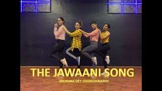 The Jawaani Song | Student Of The Year 2 | dancepeople | Arunima Dey Choreography