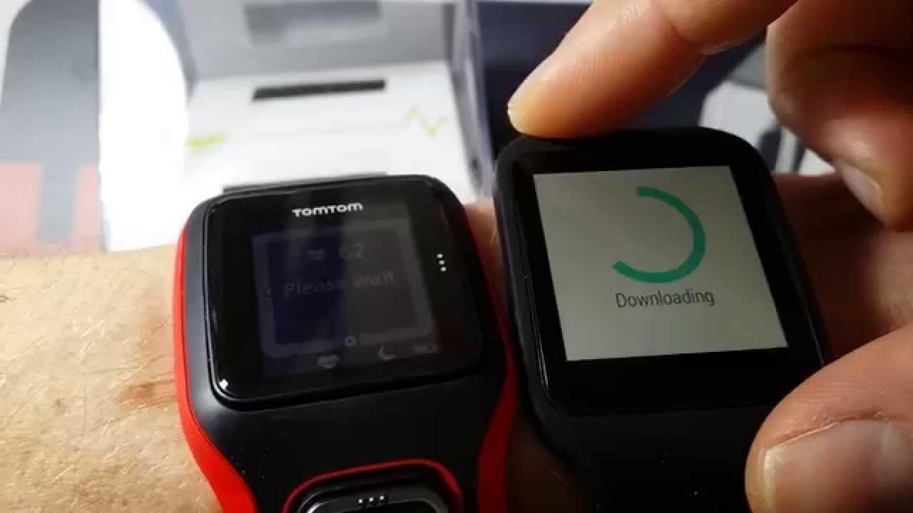 Sony Smartwatch 3 vs TomTom Cardio