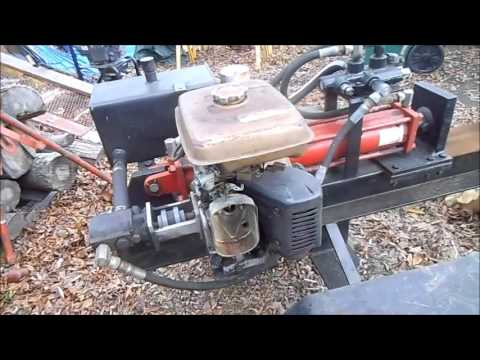 Lickity Log Splitter Ek 308 Doovi