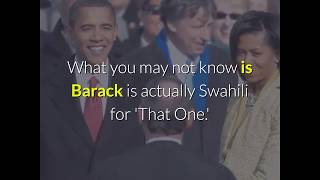 Obama Funny quotes  - Try not to laugh