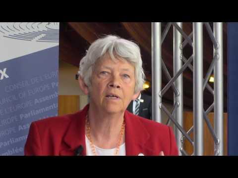 Hon. Ulla Sandbaek promotes the European Contraception Atlas