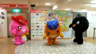 2009.5.11 近鉄百貨店 奈良店にて.