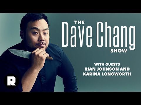 Rian Johnson and Karina Longworth on Dealing With Criticism | The Dave Chang Show | The Ringer