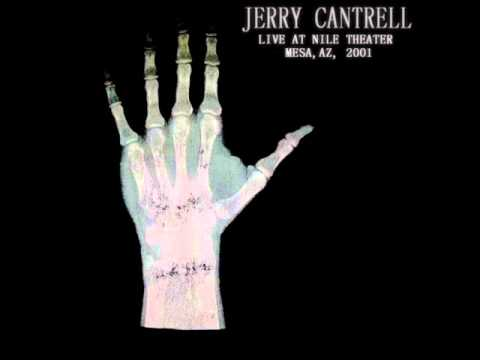 Jerry Cantrell - Hellbound - Live At Nile Theater 2001 mp3