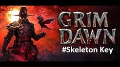 Grim Dawn - Blueprint Skeleton Key (from Benevald)