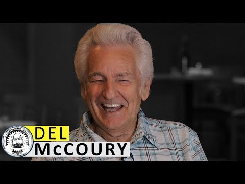 Del McCoury: The secret to my hair is...