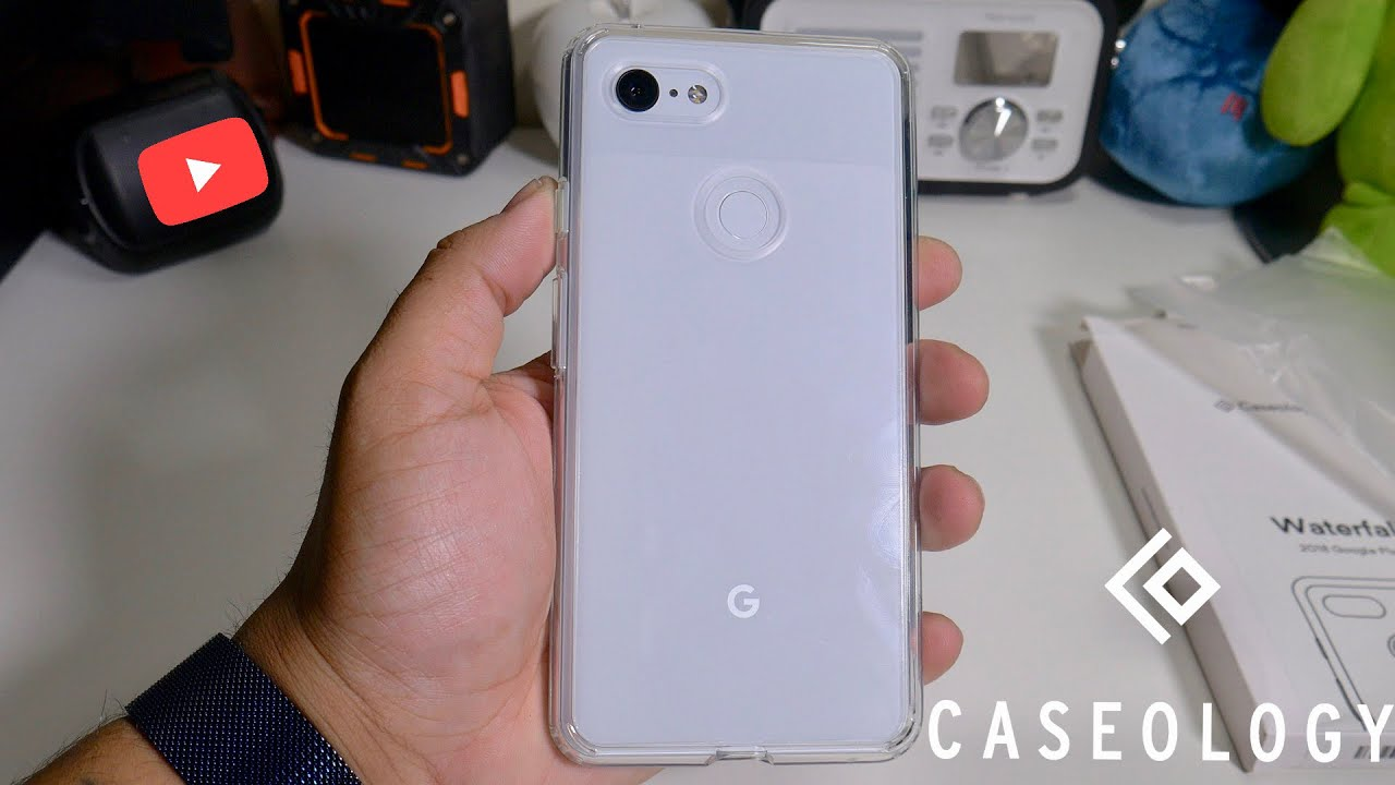 the best attitude 0900a 423f9 Caseology Google Pixel 3XL Waterfall Series Case! Pretty Nice Cheap Clear  Case!