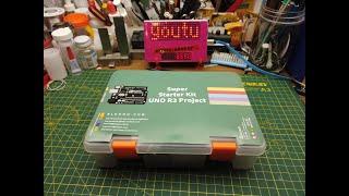 Elegoo Arduino Uno starter kit review