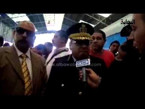 مساعد مدير أمن غرب القاهرة: القنبلة بدائية الصنع ولم تقع أي إصابات