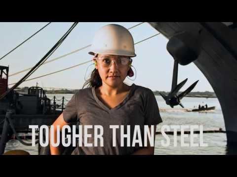 Tougher Than Steel: Ashley Nguyen
