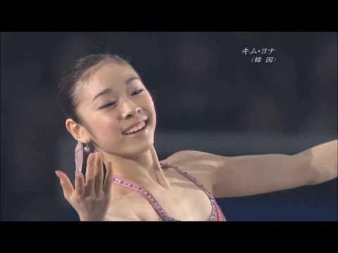 김연아 - Golden Slumbers/Carry That Weight (Jennifer Hudson - Golden Slumbers/Carry That Weight)