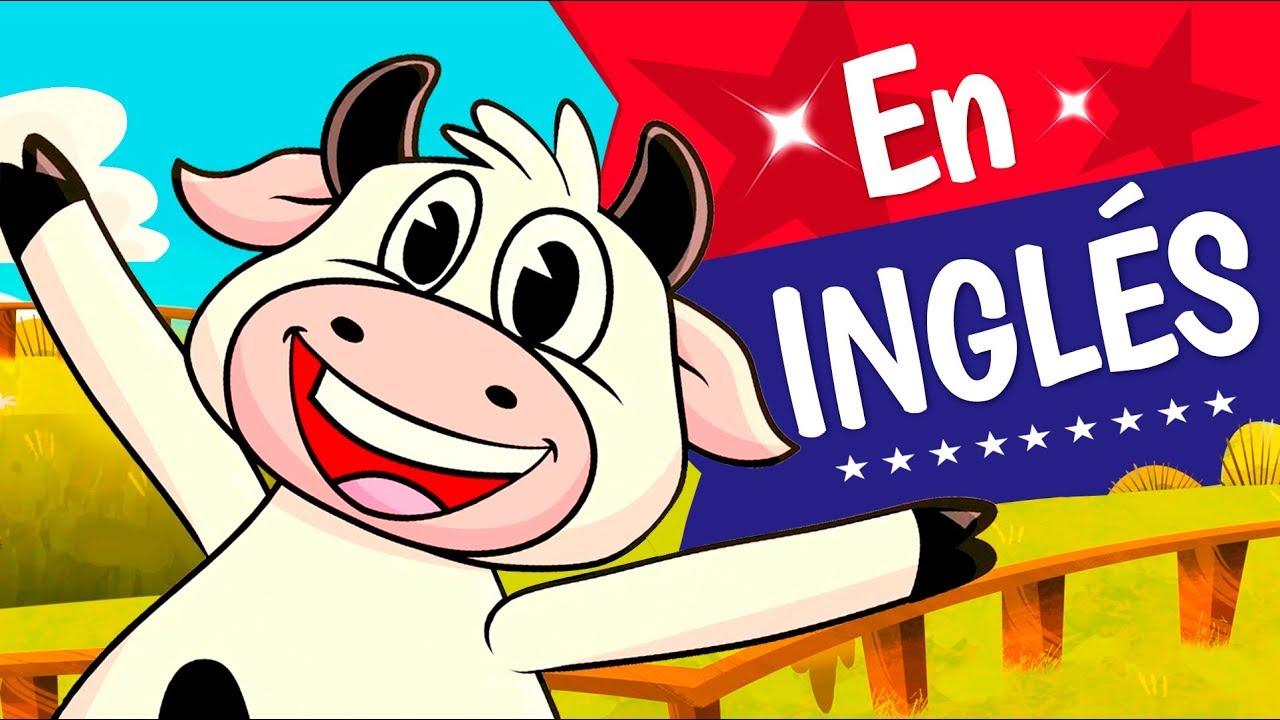 La Vaca Lola En Ingles Lola The Cow Youtube