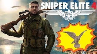 Sniper Elite 4 - КАМЕННЫЕ ОРЛЫ / Stone Eagle Locations