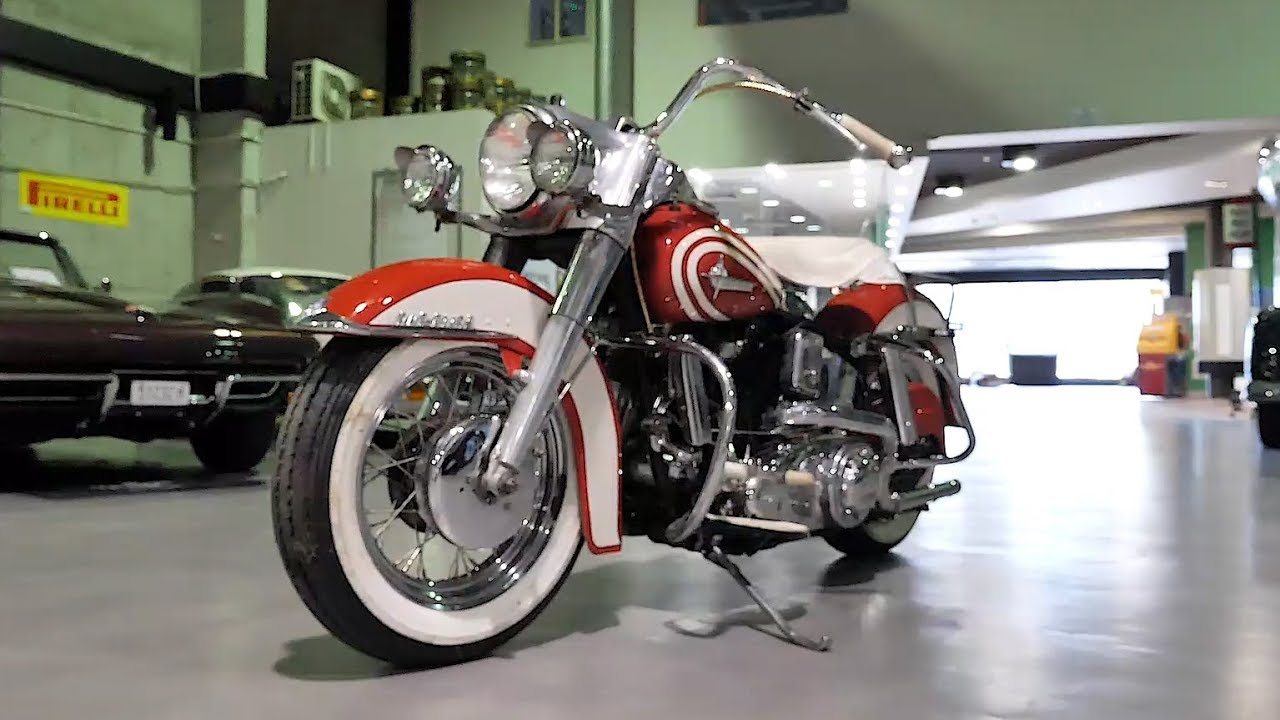 1960 Harley-Davidson FL Duo Glide Motorcycle -  2020 Shannons Autumn Timed Online Auction