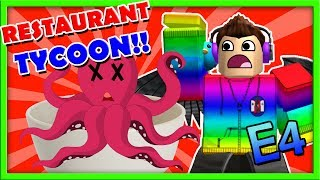 WHAT IS IN MY SOUP NOW?!! :: ROBLOX RESTAURANT TYCOON (BETA) E3:: GamerBoyJJM