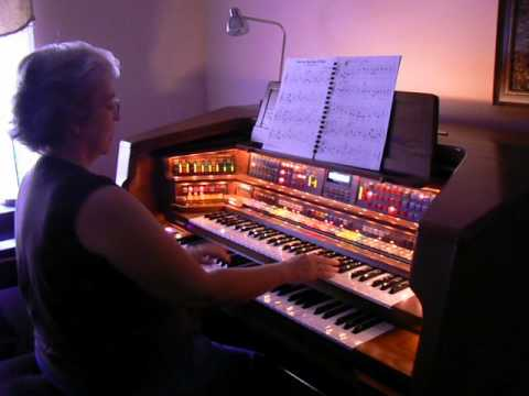 Lowrey Celebration organ FOR SALE! - YouTube
