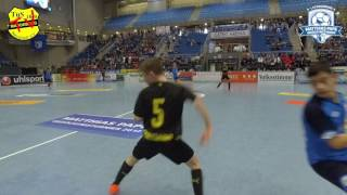 2017 Pape-Cup U15 TSG Hoffenheim - Borussia Dortmund 5:1