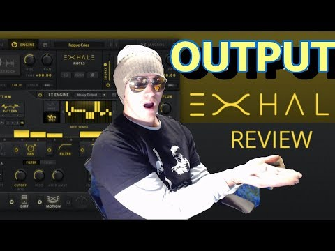 OUTPUT EXHALE  Core samples
