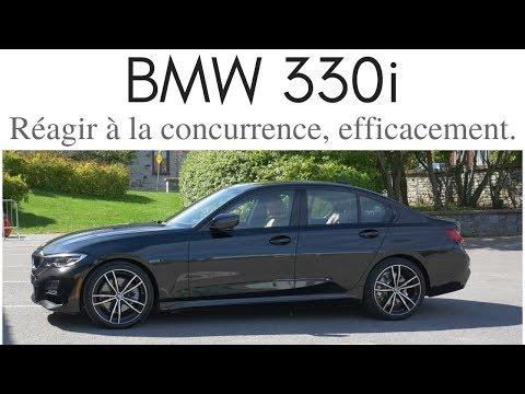 Essai BMW 330i 2019 | XDrive