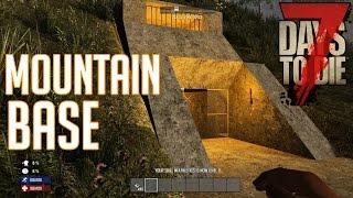 7 days to Die Mountain Base Walkthrough