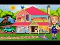 Sweet Baby Girl Cleaning Games 2018: House Cleanup ||Game for kids Pkgaming 360