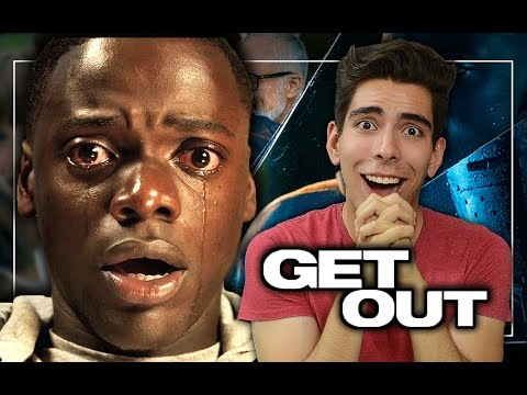 Critica / Review: ¡Huye! (Get Out)