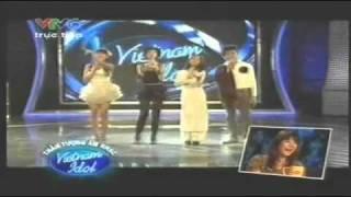 [funny clip] Em La Ai - Top 4 Vietnam Idol 2010