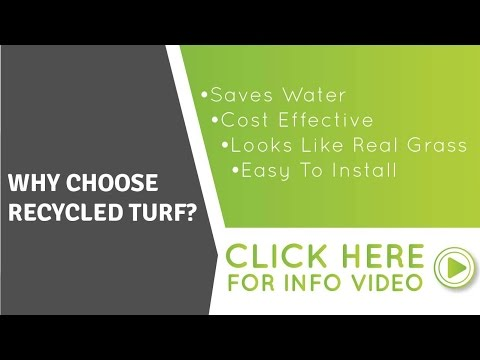How To Install Artificial Grass | Artificial Grass Liquidators