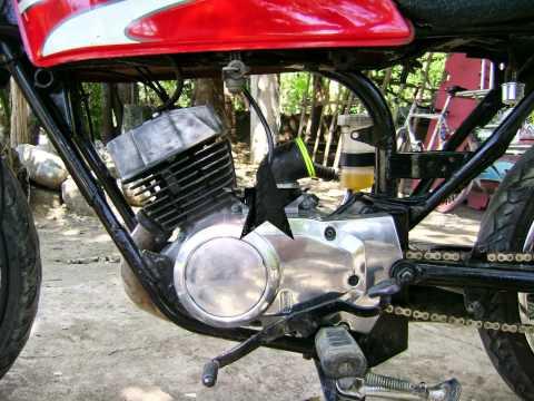 kawasaki hdx 100 youtube rh youtube com Kawasaki Bayou 220 Wiring Diagram Kawasaki KLF 300 Wiring Diagram