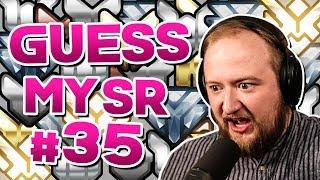 Guess My SR #35
