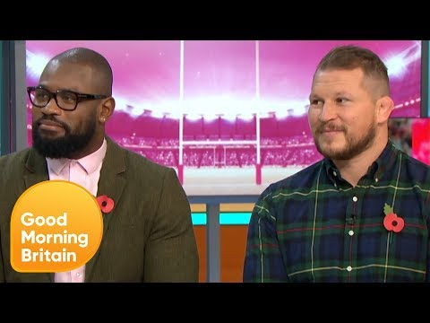 Can England Bring Home The Rugby World Cup? | Good Morning Britain