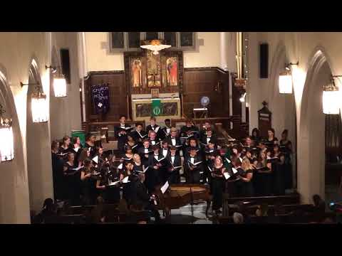 And So It Goes (Billy Joel/Arr. Audrey Snyder) - HH Concert Choir