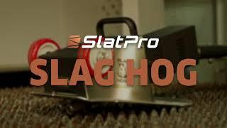 [한국자동화기술] SlagHog 그리드 청소기, 레이저…