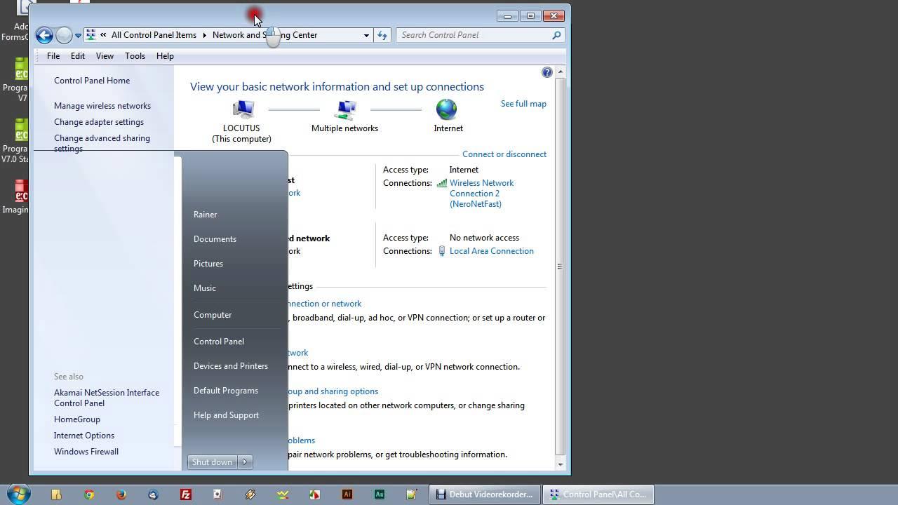 e:cue lighting control: Setup and configure the e:net network - YouTube