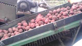 Картофелеуборочный комбайн своими руками фото 710