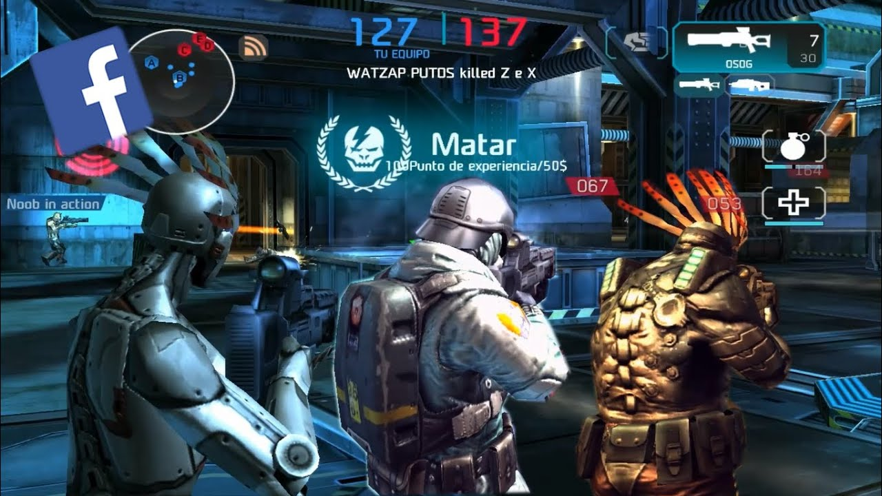 shadowgun not connected to matchmaking server android