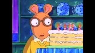 YouTube Poop - D. W. ' s Birthday Dilemma!