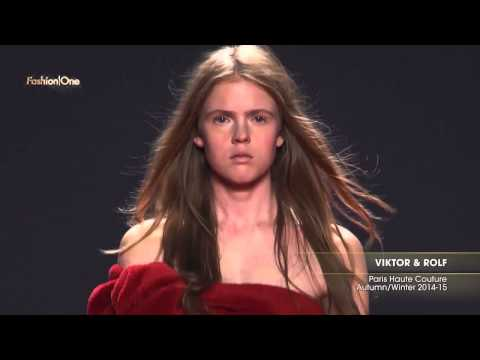 Viktor & Rolf Paris Haute Couture Autumn Winter 2014 15 | FULL SHOWS