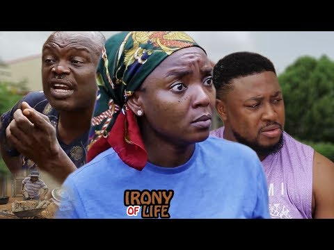 Irony of Life 5&6  - Chioma Chukwuka 2017 Latest Nigerian Movie /African Movie Full HD