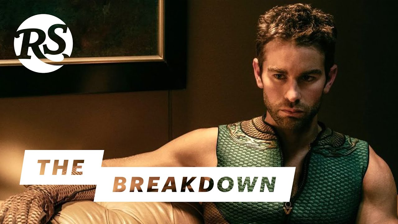 Chace Crawford on Talking to Dolphins and Season 2 of Amazon Prime's The Boys | The Breakdown