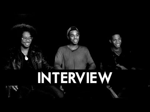 THE LXD - MEET THE CAST ft. Terence Dickson, Aja George & Shonnie Solomon [DS2DIO]