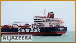US warns Iran of serious consequences over British tanker seizure