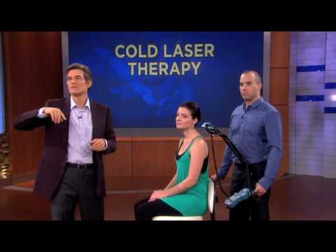 Dr. Oz Show Cold Laser Therapy
