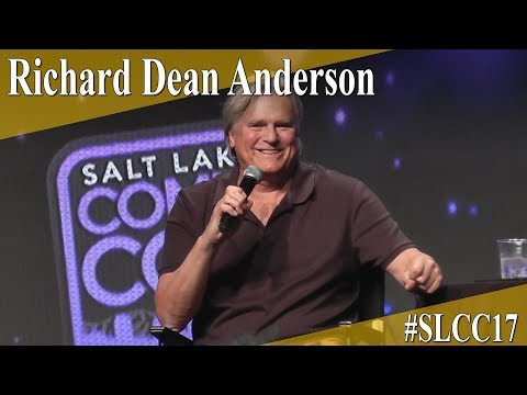 Richard Dean Anderson - Panel/Q&A - SLCC 2017