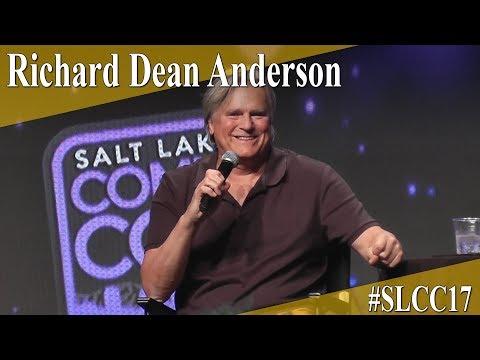 Richard Dean Anderson  PanelQ&A  SLCC 2017
