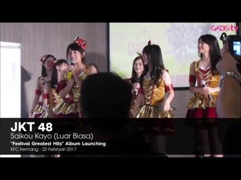 JKT 48 - Luar Biasa (Live at