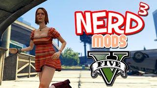 Nerd³ Mods... GTA V - Cubed Almighty!